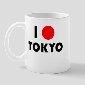 I Heart [Love] Tokyo Mug